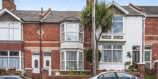 Offers in excess of £185,000, 3 Bedroom Terraced House For Sale in Weymouth, DT4