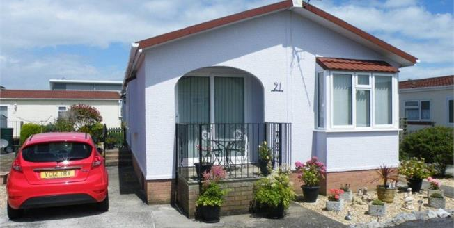 Asking Price £160,000, 2 Bedroom Detached Bungalow For Sale in Chickerell, DT3