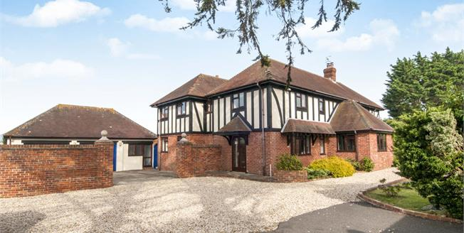 Asking Price £800,000, 5 Bedroom Detached House For Sale in Chickerell, DT3