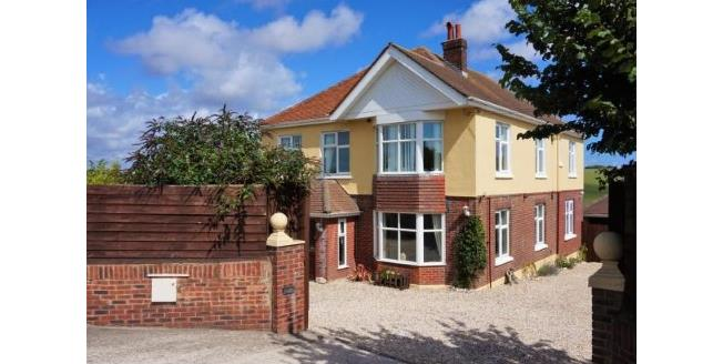Offers in excess of £530,000, 5 Bedroom Detached House For Sale in Ridgeway, DT3