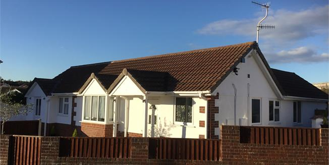Asking Price £310,000, 3 Bedroom Detached Bungalow For Sale in Weymouth, DT3