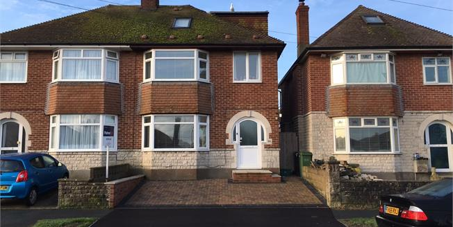 Offers in excess of £300,000, 4 Bedroom Semi Detached House For Sale in Weymouth, DT4