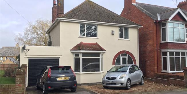 Asking Price £290,000, 3 Bedroom Detached House For Sale in Weymouth, DT4