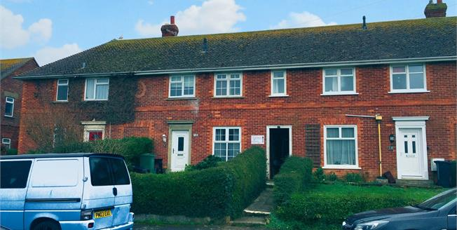Asking Price £210,000, 2 Bedroom Terraced House For Sale in Weymouth, DT4