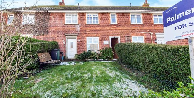 Offers in excess of £200,000, 2 Bedroom Terraced House For Sale in Weymouth, DT4