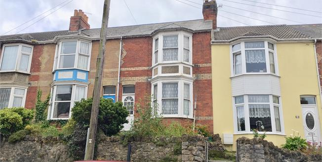 Guide Price £125,000, 3 Bedroom Terraced House For Sale in Weymouth, DT4