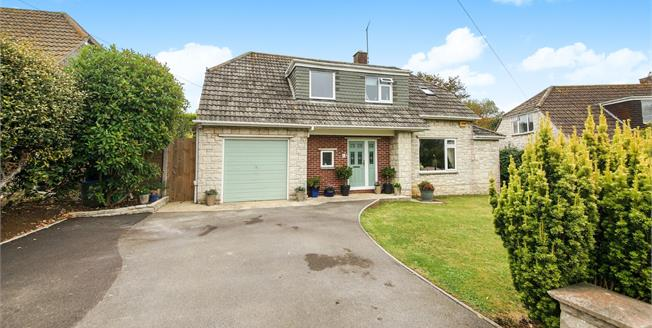 Guide Price £475,000, 4 Bedroom Detached Bungalow For Sale in Weymouth, DT4
