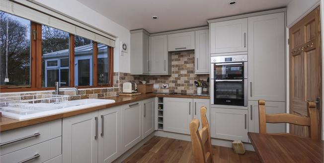 Offers Over £375,000, 4 Bedroom Detached House For Sale in Porchfield, PO30