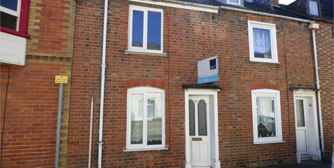 Guide Price £130,000, 3 Bedroom Terraced House For Sale in Newport, PO30