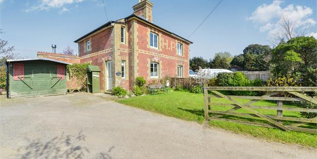 Offers in excess of £365,000, 3 Bedroom Semi Detached Cottage For Sale in Newport, PO30
