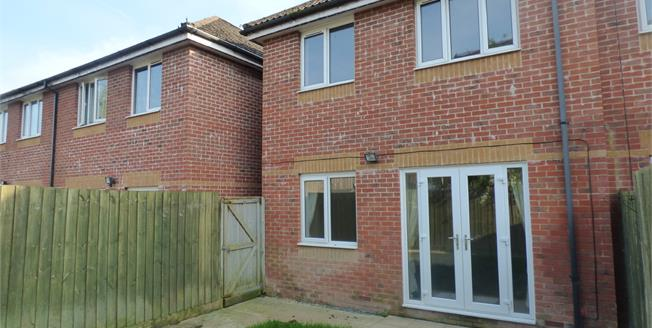 Guide Price £159,950, 3 Bedroom Semi Detached House For Sale in Newport, PO30