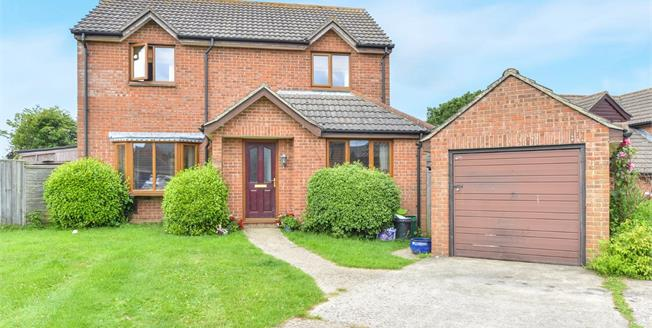 Offers in excess of £240,000, 3 Bedroom Detached House For Sale in Newport, PO30