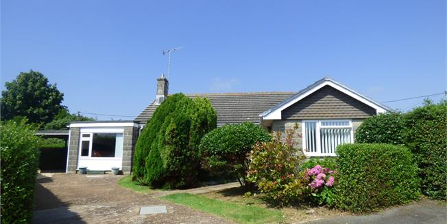 Guide Price £260,000, 3 Bedroom Detached Bungalow For Sale in Brighstone, PO30