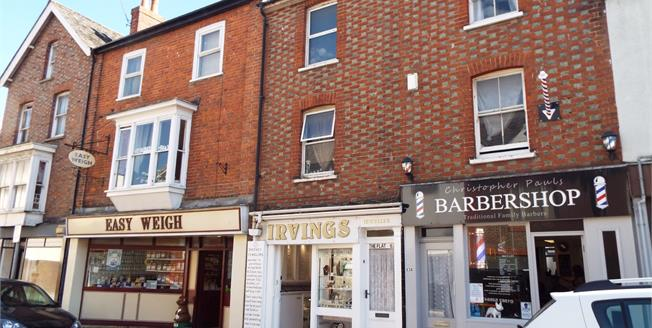 Guide Price £105,000, 2 Bedroom Maisonette For Sale in Newport, PO30