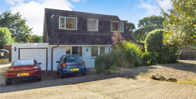 Offers Over £290,000, 3 Bedroom Detached House For Sale in Newport, PO30