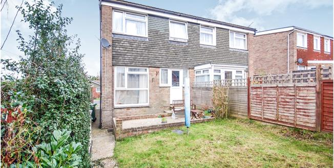 Guide Price £180,000, 3 Bedroom End of Terrace House For Sale in Newport, PO30