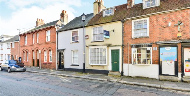 Offers in excess of £140,000, 1 Bedroom Terraced House For Sale in Newport, PO30