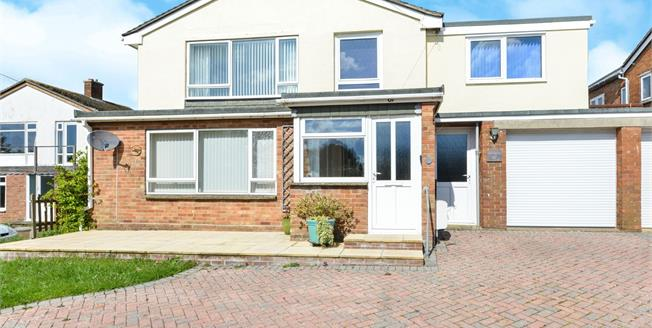 Offers in excess of £330,000, 4 Bedroom Detached House For Sale in Newport, PO30