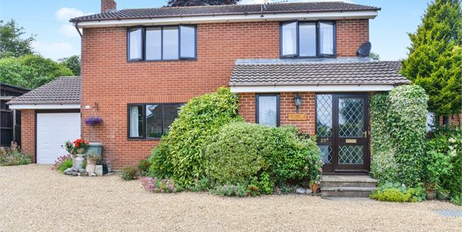 Offers in excess of £450,000, 5 Bedroom Detached House For Sale in Newport, PO30