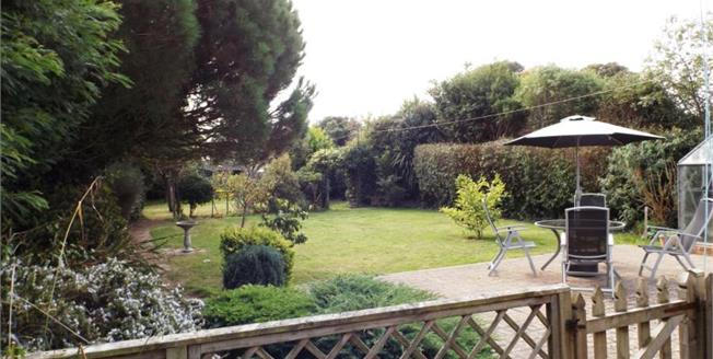 Offers in the region of £340,000, 4 Bedroom Detached Bungalow For Sale in Bembridge, PO35
