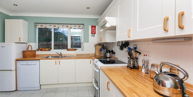 Guide Price £495,000, 3 Bedroom Detached Bungalow For Sale in Bembridge, PO35