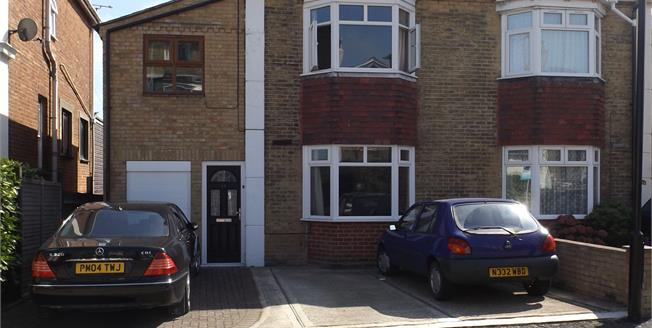 Asking Price £205,000, 3 Bedroom Semi Detached House For Sale in Ryde, PO33