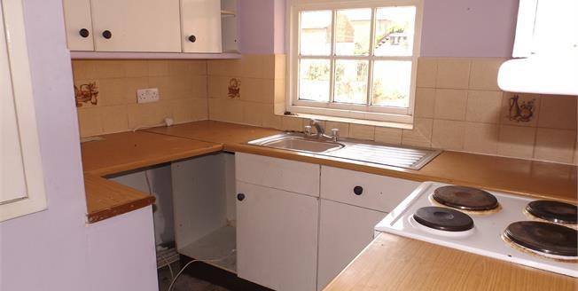 Asking Price £79,950, 1 Bedroom Maisonette For Sale in Ryde, PO33