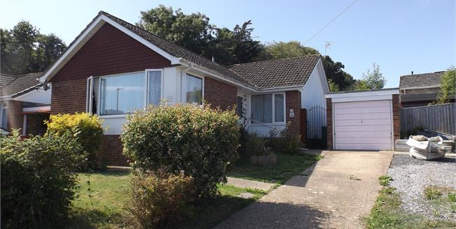 Offers Over £239,500, 3 Bedroom Detached Bungalow For Sale in Wootton Bridge, PO33
