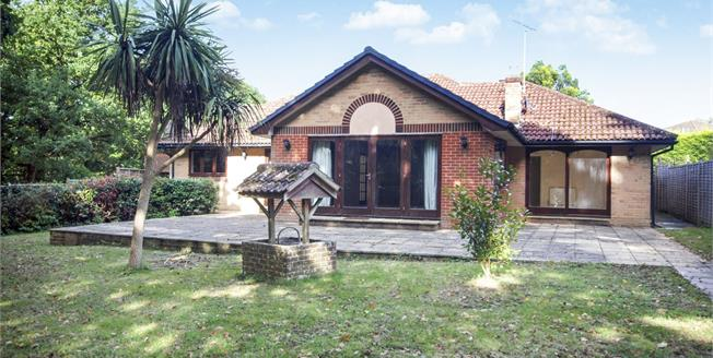 Asking Price £485,000, 4 Bedroom Detached Bungalow For Sale in Ryde, PO33