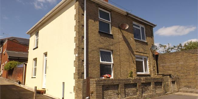 Offers Over £160,000, 2 Bedroom Semi Detached House For Sale in Ryde, PO33