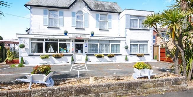 Offers Over £500,000, 11 Bedroom For Sale in Shanklin, PO37