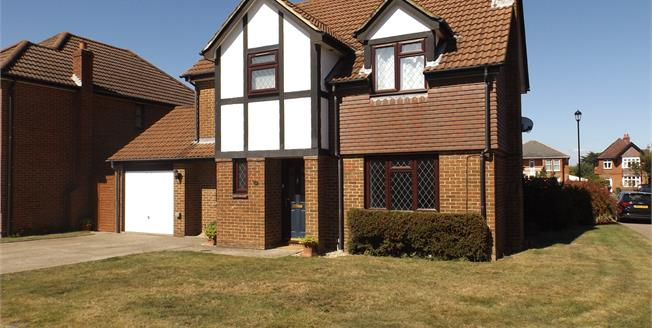 Asking Price £360,000, 4 Bedroom Detached House For Sale in Ryde, PO33