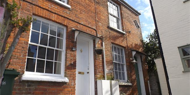 Asking Price £130,000, 2 Bedroom Terraced House For Sale in Ryde, PO33
