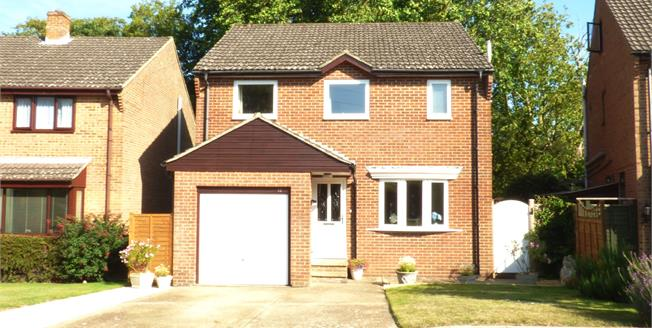 Asking Price £289,950, 4 Bedroom Detached House For Sale in Wootton Bridge, PO33