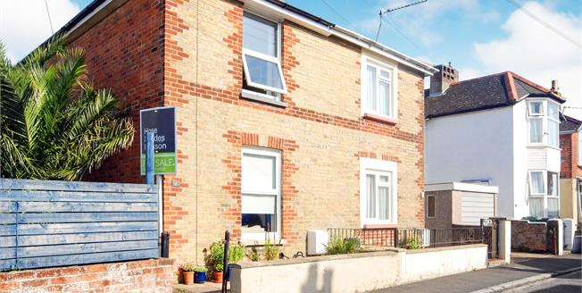 Asking Price £179,950, 3 Bedroom Semi Detached House For Sale in Ryde, PO33