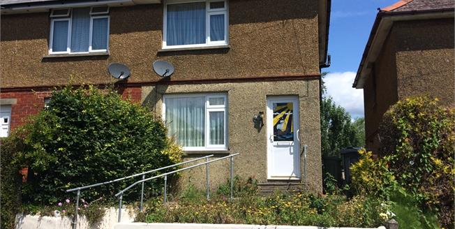 Asking Price £145,000, 2 Bedroom Semi Detached House For Sale in Ryde, PO33