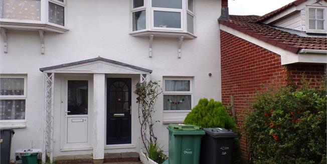 Asking Price £159,950, 2 Bedroom Semi Detached House For Sale in Ryde, PO33