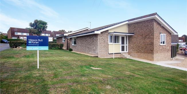 Offers Over £245,000, 3 Bedroom Detached Bungalow For Sale in Wootton Bridge, PO33