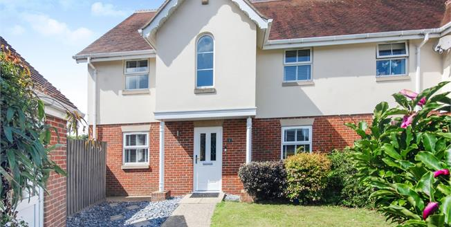 Offers in excess of £330,000, 4 Bedroom Semi Detached House For Sale in Ryde, PO33