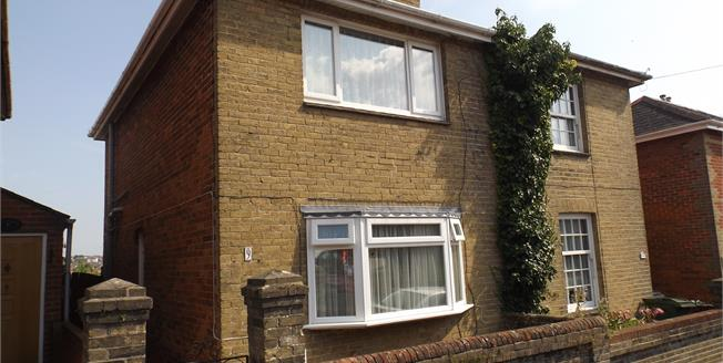 Asking Price £175,000, 3 Bedroom Semi Detached House For Sale in Ryde, PO33