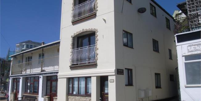 £185,000, 2 Bedroom Ground Floor Flat For Sale in Ventnor, PO38