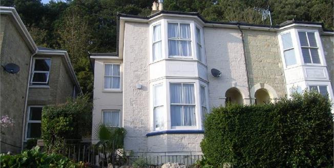 Asking Price £230,000, 4 Bedroom House For Sale in Ventnor, PO38