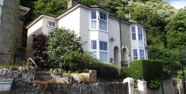 Asking Price £230,000, 4 Bedroom For Sale in Ventnor, PO38