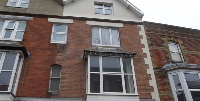 Asking Price £72,000, 1 Bedroom Flat For Sale in Ventnor, PO38