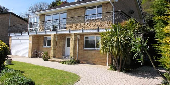 Guide Price £450,000, 4 Bedroom Detached House For Sale in Ventnor, PO38
