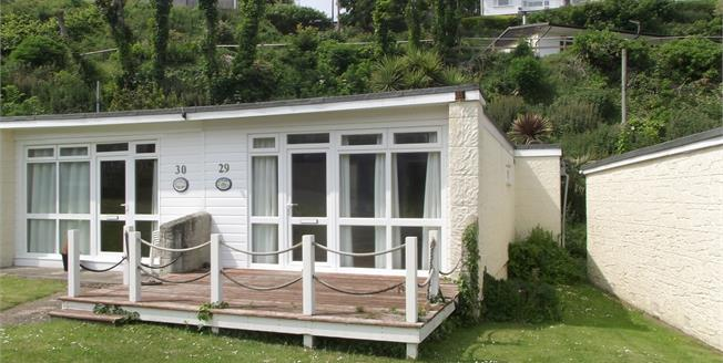 Asking Price £85,000, 2 Bedroom Semi Detached Bungalow For Sale in Ventnor, PO38