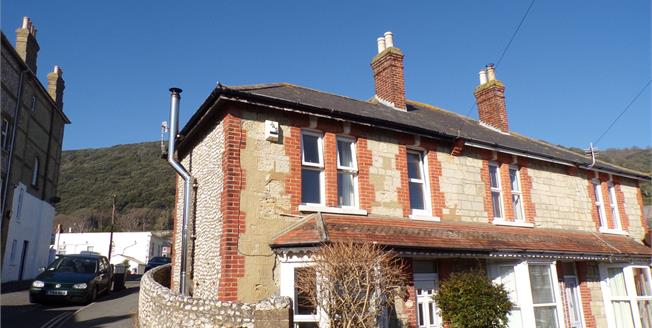 Offers in excess of £185,000, 2 Bedroom Semi Detached House For Sale in Ventnor, PO38