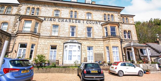 Offers in excess of £159,950, 2 Bedroom Flat For Sale in Ventnor, PO38