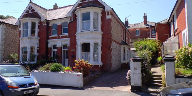 Offers Over £290,000, 4 Bedroom Semi Detached House For Sale in Ventnor, PO38
