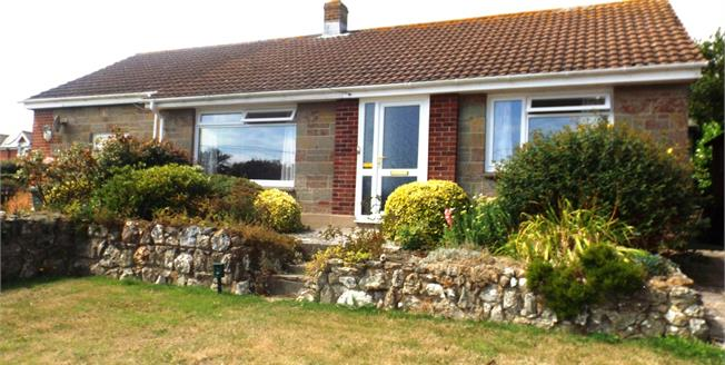 Offers Over £275,000, 3 Bedroom Detached Bungalow For Sale in Whitwell, PO38